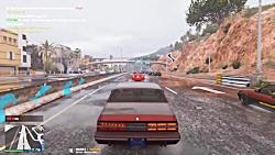 ویدیو کلیپ های gta 5 best graphics mod 2016