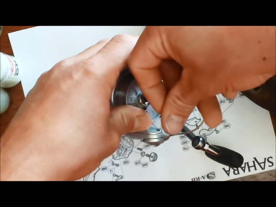 How To: Fix a Broken Anti-Reverse on a Spinning Reel