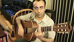 تاک سیاوش قمیشی با گیتار