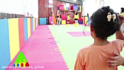 آمادگی جسمانی کودکان ( 3...