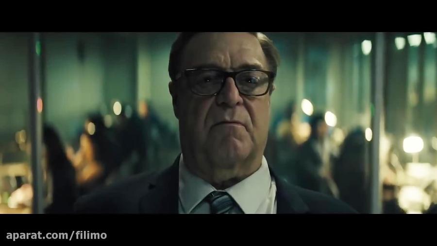 آنونس فیلم سینمایی «ایالت گرفتار»