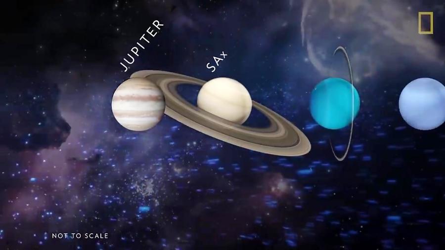 مستندی کوتاه درباره منظومه شمسی| National Geographic