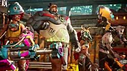 تریلر بازی Bleeding Edge- E3 2019