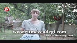 ایزل، ستاره مشهور ترکیه ای هم به چالش آب یخ دعوت شد