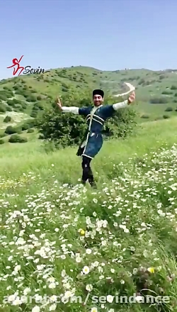 رقصآذربایجانی زیبا در ...