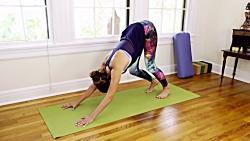 ورزش یوگا در خانه - آموز...