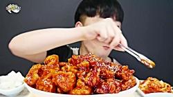 چالش غذا خوردن - korean4u.ir
