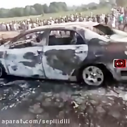 انفجار تانکر
