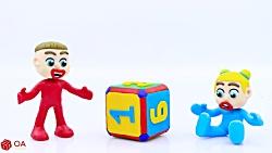 کارتون خردسالان - کارتون کودکان - کارتون خمیری - کارتون شاد - کارتون استاپ موشن
