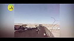 شدت انفجار خودروی انتح...