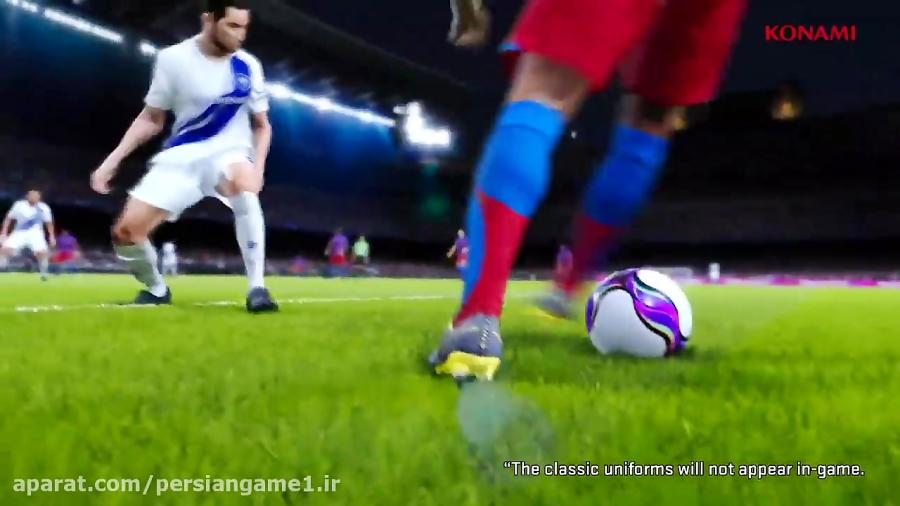 eFootball PES 2020 E3 Trailer