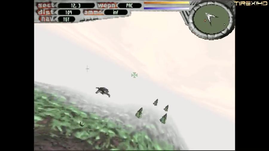 Terminal Velocity - Gameplay video