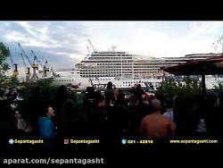 لذت سفر با کشتی کروز