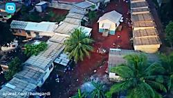 سفری در طبیعت گینه