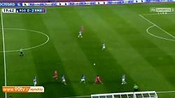 خلاصه بازی: رئال سوسیداد 4-2 رئال مادرید