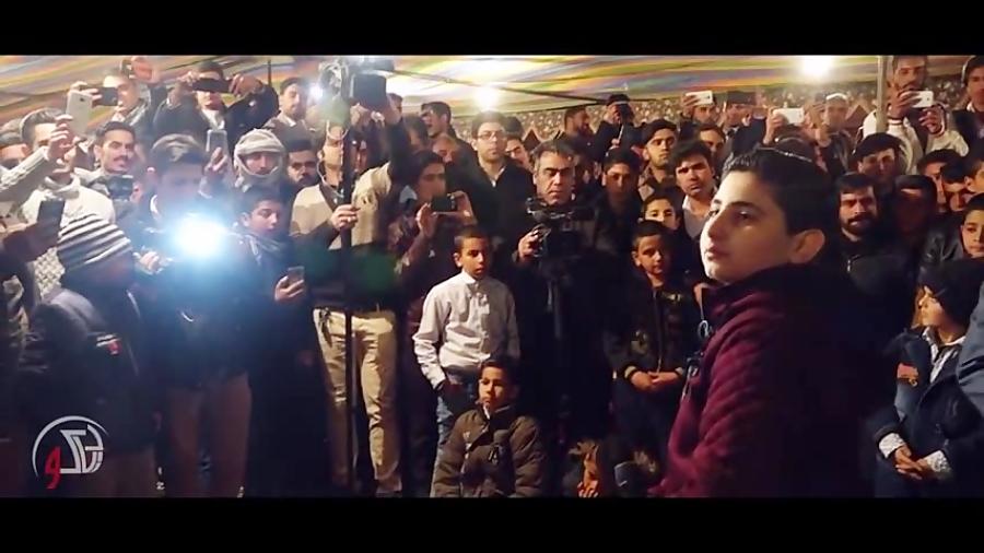 """هنرمند خردسال و اجرای آهنگ زیبای"""" گفتم قبوله """"صالح جعفرزاده"""