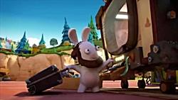 کارتون تهاجم خرگوش ها