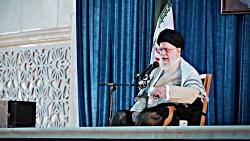 فیلم کامل بیانات رهبر انقلاب در مراسم سیامین سالگرد رحلت امام خمینی (رحمهالله)