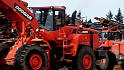 Doosan Real Work Stories: Wheel Loaders an...