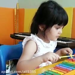اموزش موسیقی کودک