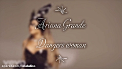 Ariana Grande اهنگ dangerous woman ر...