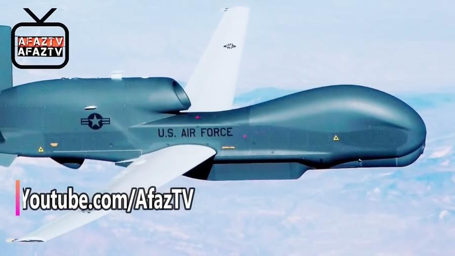 ایران پیشرفته ترین پهپاد آمریکا را از بین برد ! هشدار آشکار به آمریکا ,خبرکامل