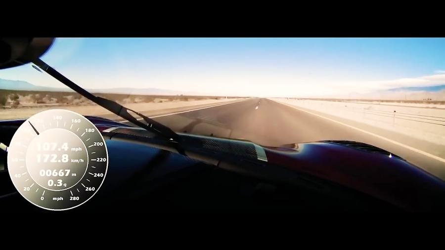 تست سرعت سریع ترین خودرو جهان Koenigsegg Agera RS
