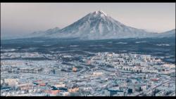 آژانس دیبا | باورنکردنی ، ورزش در زمستان شهر کامچاتکا ، روسیه