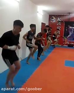 تمرینات سرعتی استقامتی