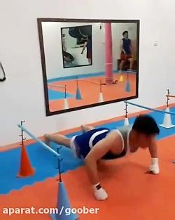 تمرینات سخت برای لاغری ...