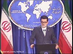 نشست خبری سخنگوی وزارت ...