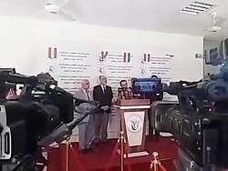 نشست خبری سردار باقرزا...