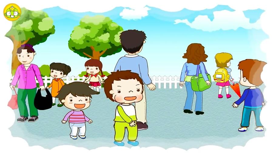 토토의 하루 - 소풍 가는 날 [깨비키즈 KEBIKIDS] | 유아생활안전