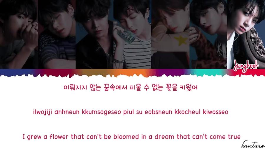 آهنگ FAKE LOVE از BTS