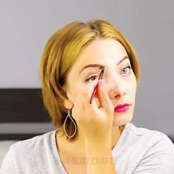 30 ترفند دخترانه برای آرایش