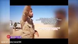 قول عاشقانهای که شهید مدافع حرم از همسرش گرفت