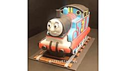 آموزش تزئین هنری کیک