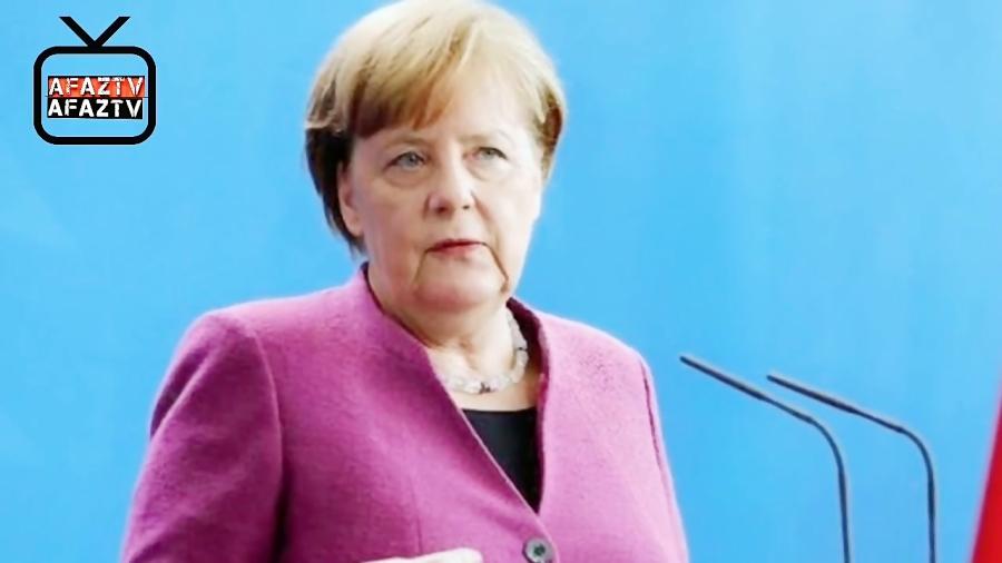 صدراعظم آلمان هم ایران را تهدید کرد !؟ فناوری هسته ایی تعطیل وگرنه ... |