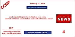 Cisco Next-Level Certification - Part 4