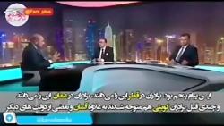 اعتراف مجری ضد ایرانی ب...