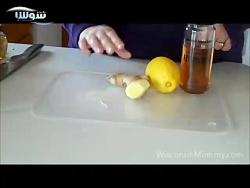 طرز تهیه دتاکس لیمو ، ع...