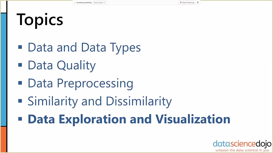 Introduction to Data Mining: Data Exploration  Visualization