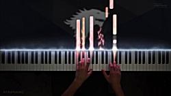 قطعه پیانو از فصل آخر ف...