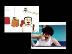 دو ویدئوکلیپ از موسیقی ...