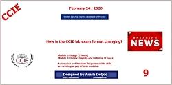 Cisco Next-Level Certification - Part 9