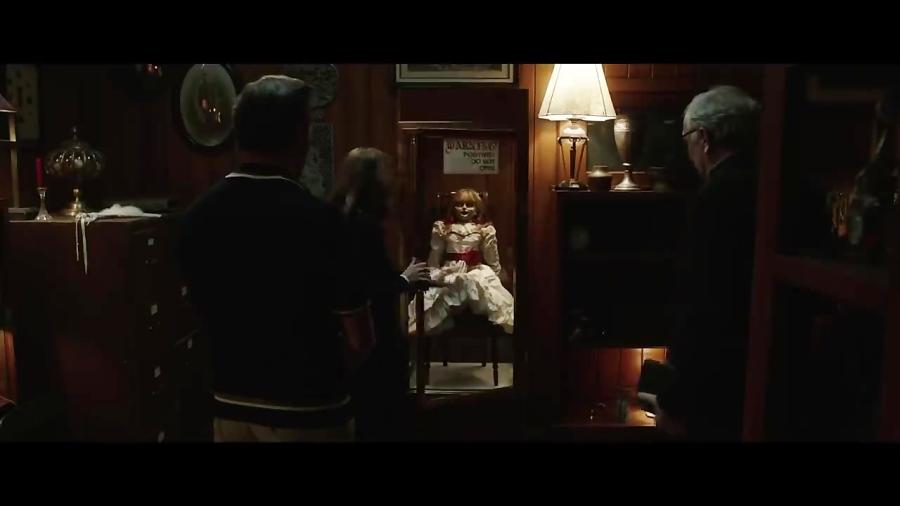 تریلر فیلم ترسناک فیلم آنابل به خانه میآید - Annabelle Comes Home