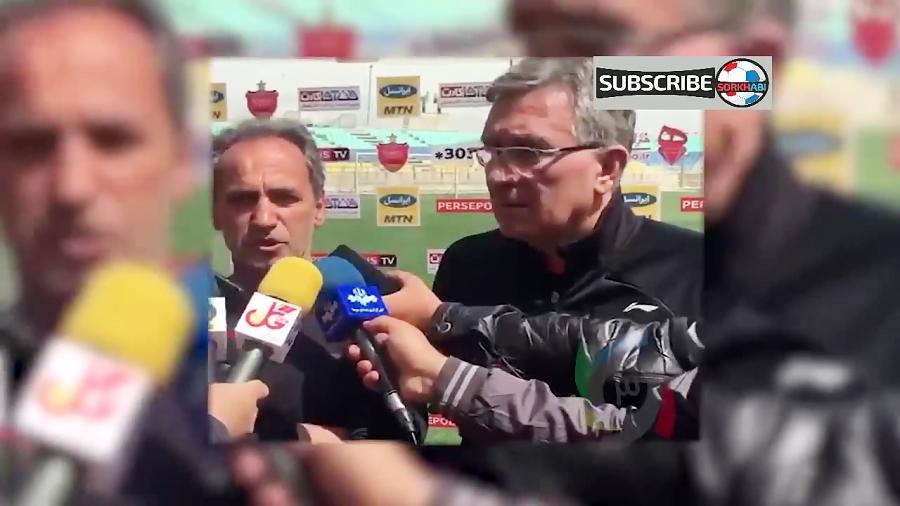 صحبتهای برانکو در مورد وضعیت پرسپولیس در لیگ و آسیا