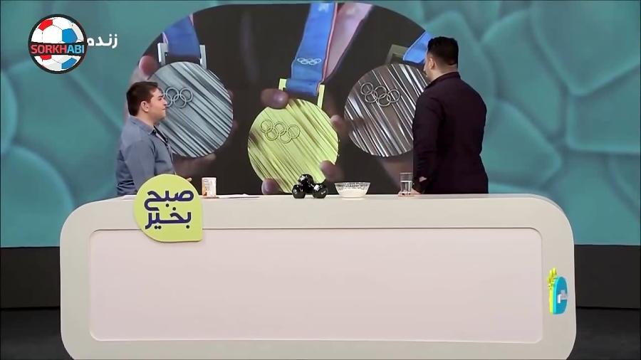 ابراز علاقه علی داوودی رکورد دار جهان به پرسپولیس