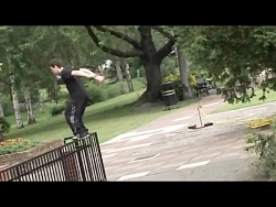 Learn Freerunning and Parkour - Backflip