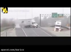 تاثیر گازوئیل بر روی سطح جاده